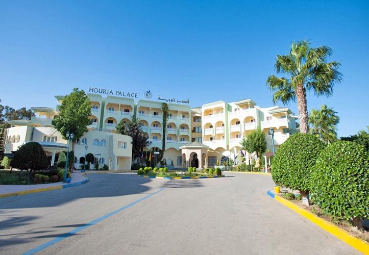 Houria Palace and Spa