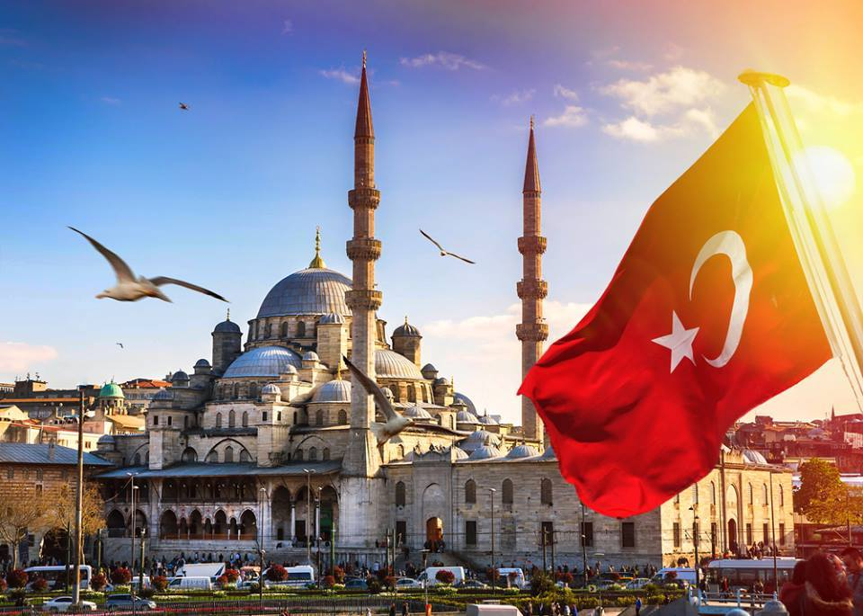 Voyage Istanbul Automne  VIA TURKISH