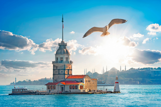 ISTANBUL OCTOBER 2019 VIA NOUVELAIR