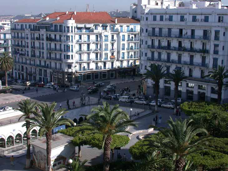 Circuits Algérie