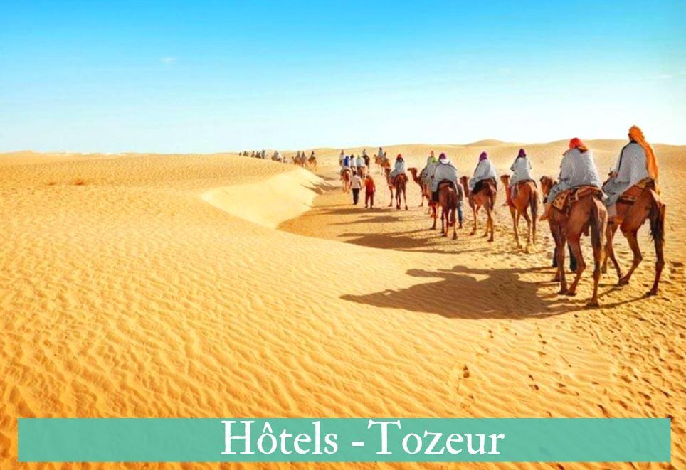 hotels-tozeur