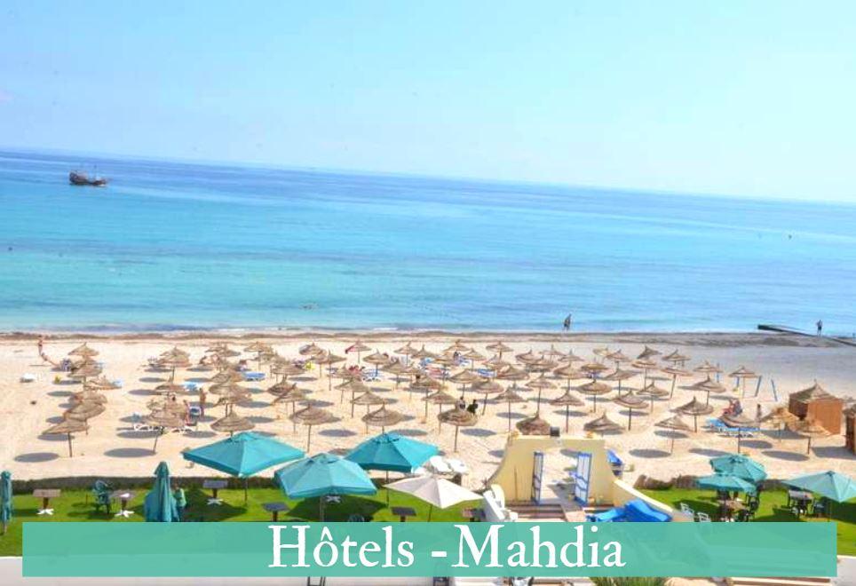 hotels-mahdia